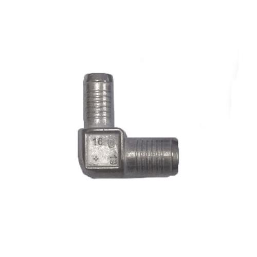 Alüminyum L Su Dirseği 16x19