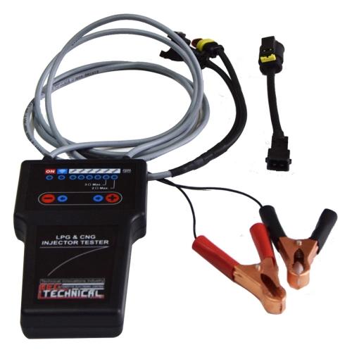 LPG Enjektör Test Cihazı