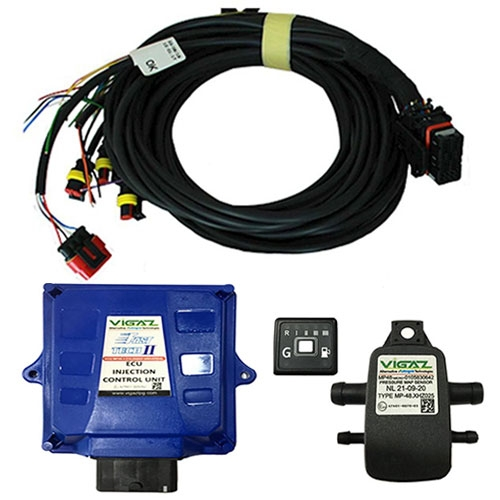 Vigaz MP48 OBDII LPG Ecu Seti